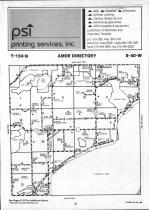 Map Image 004, Otter Tail County 1991